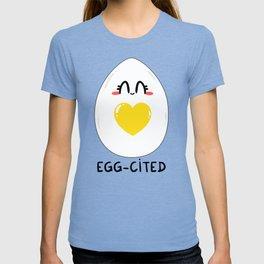 EGGcited T-shirt