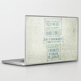 Henry Rollins Laptop & iPad Skin