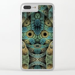 Genetic Memory Clear iPhone Case
