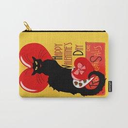 Le Chat Noir Valentine Carry-All Pouch