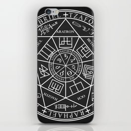 Seals Of The Seven Archangels iPhone Skin