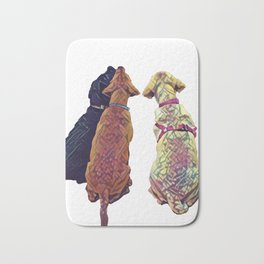 Three Amigos I Bath Mat