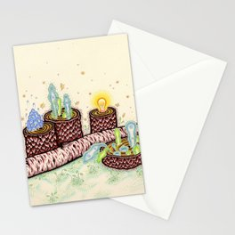 Still lives Stationery Cards