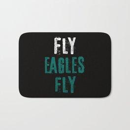 Fly Eagles Fly Bath Mat