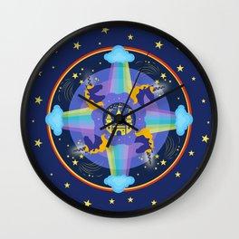 MAGICAL KINGDOM Wall Clock