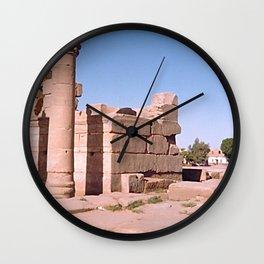 Temple of Dendera, no. 4 Wall Clock