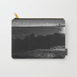 Over contrasts Carry-All Pouch