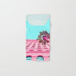 LA Palm Tree Look Up Hand & Bath Towel
