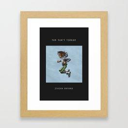 Isaiah Rashad - The Suns Tirade Framed Art Print