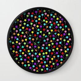 Too Sweet (Lolli Pops 2) Wall Clock