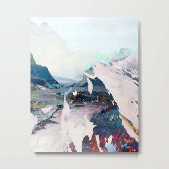 Untitled 20131108w (Landscape) Metal Print