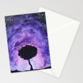 First Tree Stationery Cards