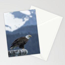 Bald Eagle of Resurrection Bay, No. 1 Stationery Cards