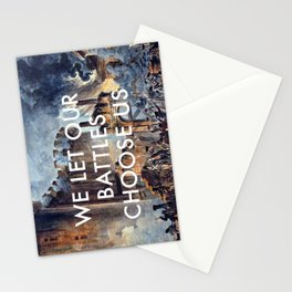 Glory of Storming the Bastille Stationery Cards