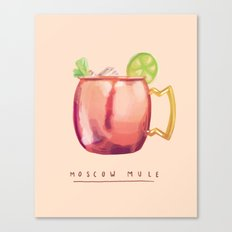 Moscow Mule Canvas Print