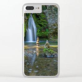 La Tine De Conflens La Sarraz Switzerland Ultra HD Clear iPhone Case