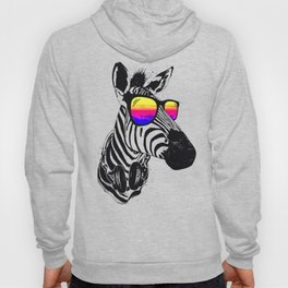 Cool Zebra Hoody