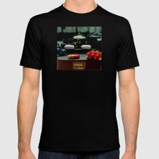 Sustained Release MEDIUM Mens Fitted Tee Black