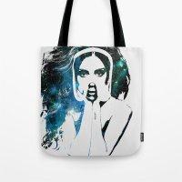 artpop Tote Bags featuring ARTPOP by Greg21