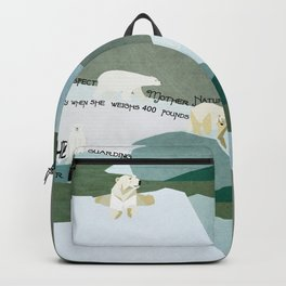 Respect Mother Nature 2 Backpack