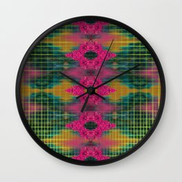 Graduation Day (Nothing But Flowers Wall Clock