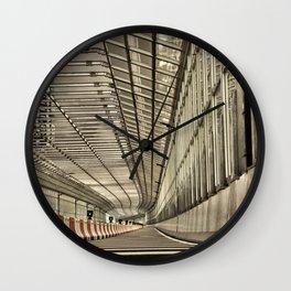 Tsukiji ohashi - Tokyo Wall Clock