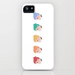 RGB GRRRL iPhone Case