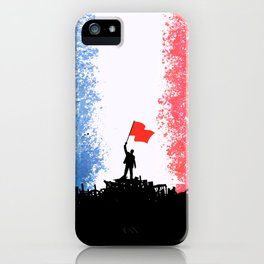 French Revolution iPhone Case