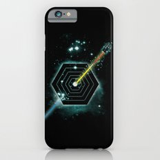 Space and Time Fragmentation Ship iPhone 6s Slim Case
