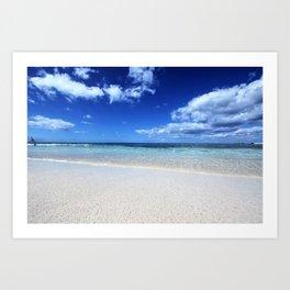 Take me to Paradise Art Print