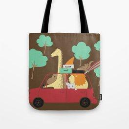 Vacations Tote Bag