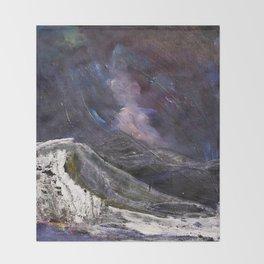 Northern Mountain Throw Blanket