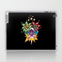 Tatouage de Mégane Laptop & iPad Skin