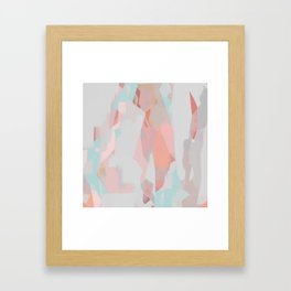 Abstract Painting No. 18 Framed Art Print