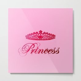 Crown Princess Metal Print