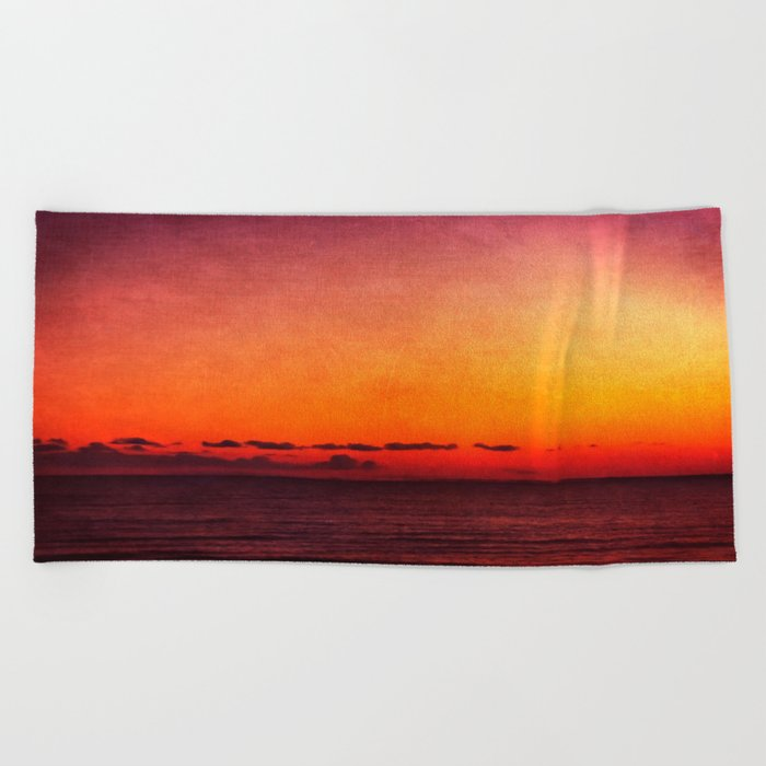 In All My Days, I Still Loved You Beach Towel