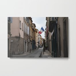 New Carcassonne, France Metal Print