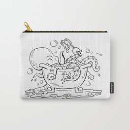 Octopus Bath Carry-All Pouch