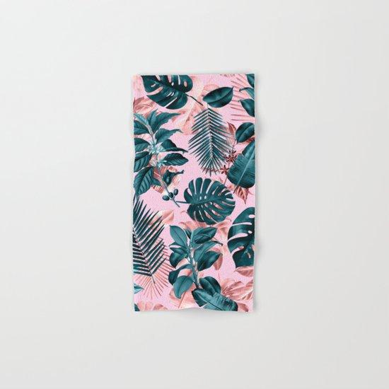 Tropical Garden III Hand & Bath Towel