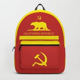 Cali Commie - California Communist Backpack