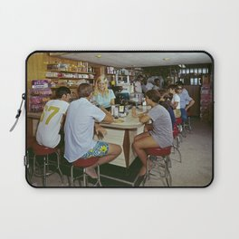 All Star Motel Coffee Shop in Wildwood, New Jersey. 1960's photograph Laptop Sleeve
