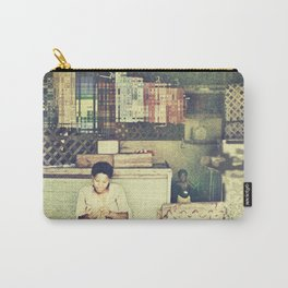 St Lucian Mother Carry-All Pouch