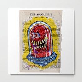 The Apocalypse of St. John UFO Metal Print