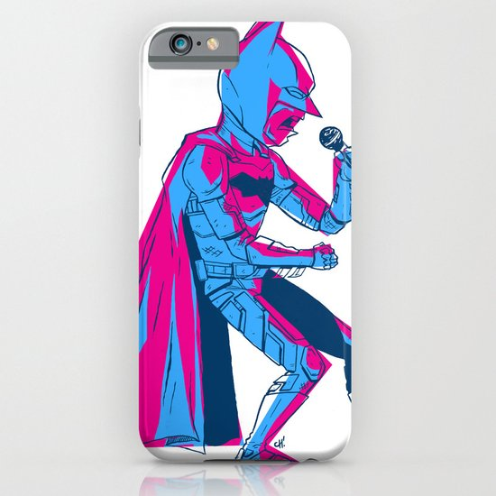The Dark Knight Rocks iPhone & iPod Case