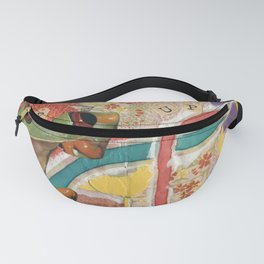 Leap Frog Fanny Pack