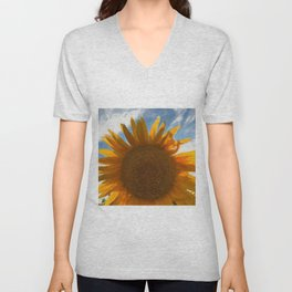 in love with summer Unisex V-Neck