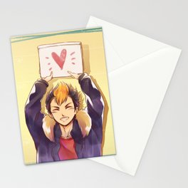 Heart Sign Stationery Cards
