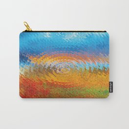 colorful vibrations Carry-All Pouch