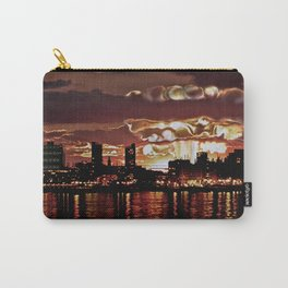 Angry Sunset. Carry-All Pouch