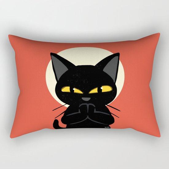 Praying hands Rectangular Pillow